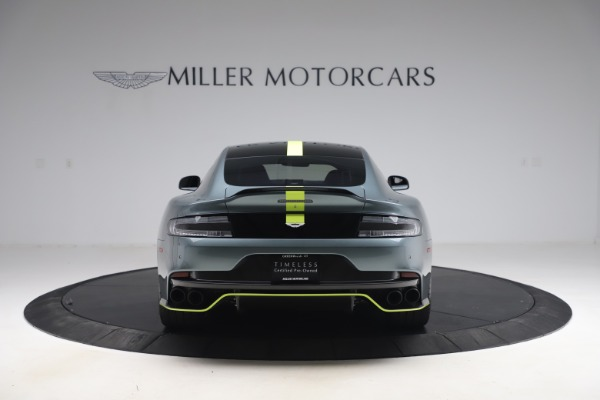 Used 2019 Aston Martin Rapide AMR Sedan for sale $187,900 at Maserati of Westport in Westport CT 06880 5