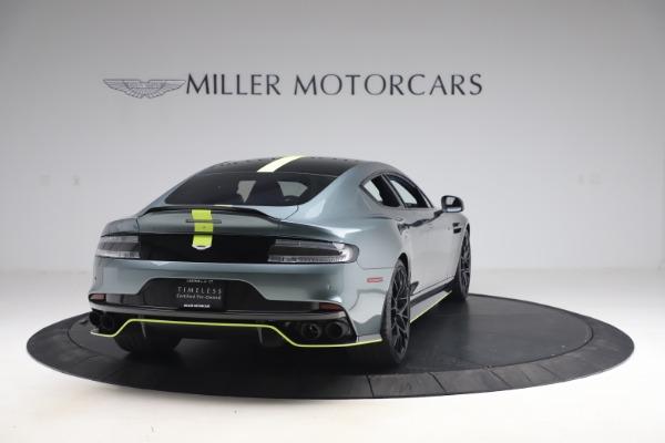 Used 2019 Aston Martin Rapide AMR Sedan for sale $187,900 at Maserati of Westport in Westport CT 06880 6