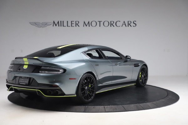 Used 2019 Aston Martin Rapide AMR for sale $187,900 at Maserati of Westport in Westport CT 06880 7