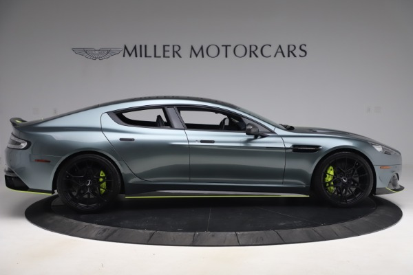 Used 2019 Aston Martin Rapide AMR Sedan for sale $187,900 at Maserati of Westport in Westport CT 06880 8
