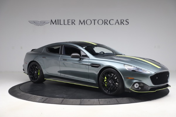 Used 2019 Aston Martin Rapide AMR for sale $187,900 at Maserati of Westport in Westport CT 06880 9