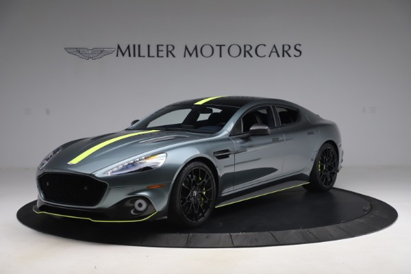 Used 2019 Aston Martin Rapide AMR for sale $187,900 at Maserati of Westport in Westport CT 06880 1