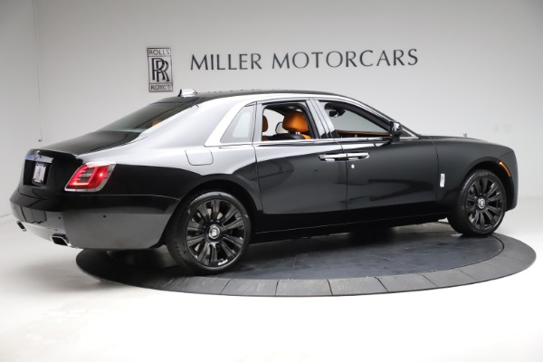 New 2021 Rolls-Royce Ghost for sale Sold at Maserati of Westport in Westport CT 06880 10