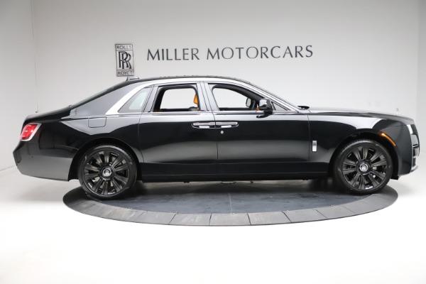 New 2021 Rolls-Royce Ghost for sale Sold at Maserati of Westport in Westport CT 06880 11