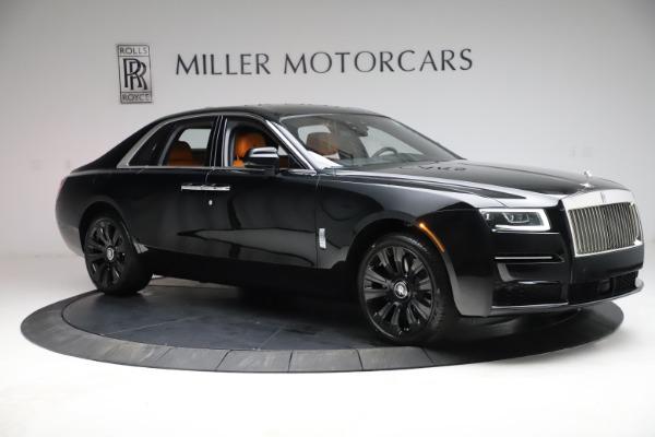 New 2021 Rolls-Royce Ghost for sale Sold at Maserati of Westport in Westport CT 06880 13
