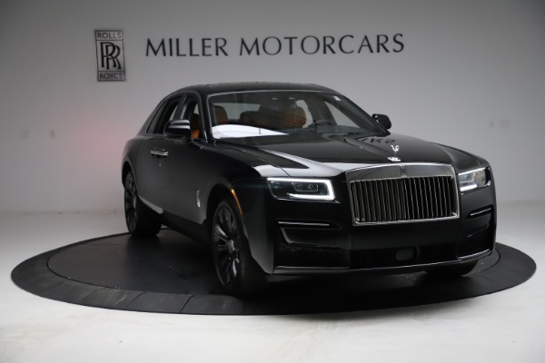 New 2021 Rolls-Royce Ghost for sale Sold at Maserati of Westport in Westport CT 06880 14