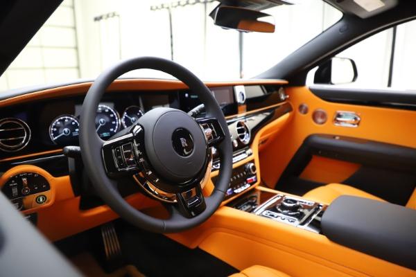 New 2021 Rolls-Royce Ghost for sale Sold at Maserati of Westport in Westport CT 06880 15