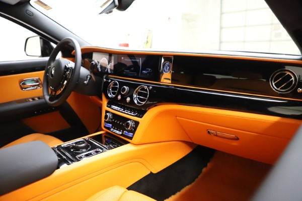 New 2021 Rolls-Royce Ghost for sale Sold at Maserati of Westport in Westport CT 06880 16