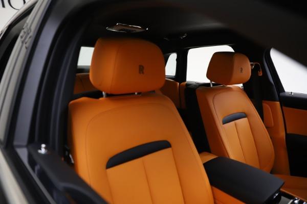 New 2021 Rolls-Royce Ghost for sale Sold at Maserati of Westport in Westport CT 06880 18