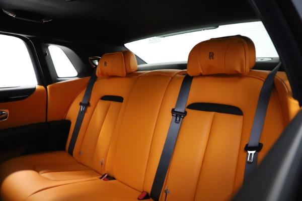 New 2021 Rolls-Royce Ghost for sale Sold at Maserati of Westport in Westport CT 06880 19