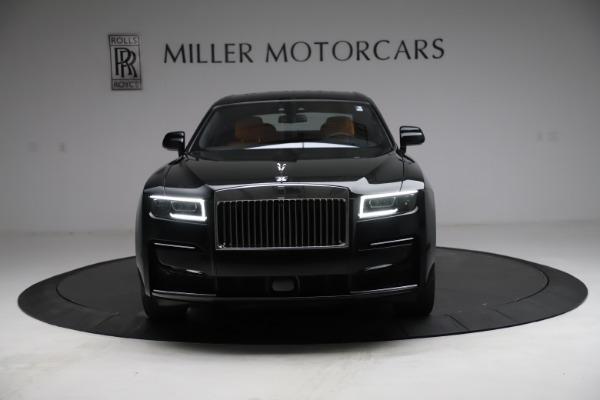 New 2021 Rolls-Royce Ghost for sale Sold at Maserati of Westport in Westport CT 06880 2