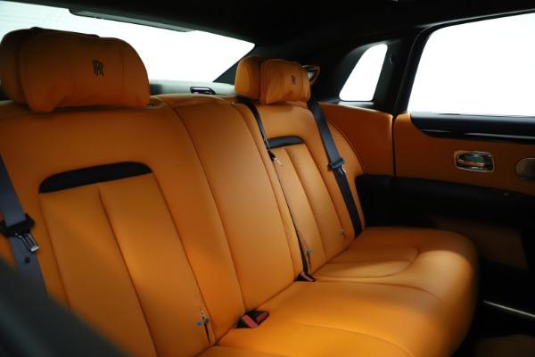 New 2021 Rolls-Royce Ghost for sale Sold at Maserati of Westport in Westport CT 06880 20