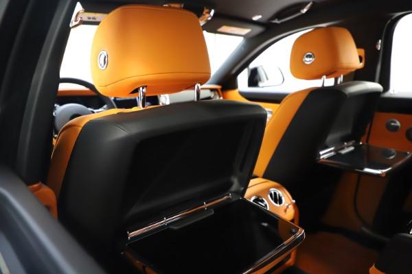 New 2021 Rolls-Royce Ghost for sale Sold at Maserati of Westport in Westport CT 06880 21