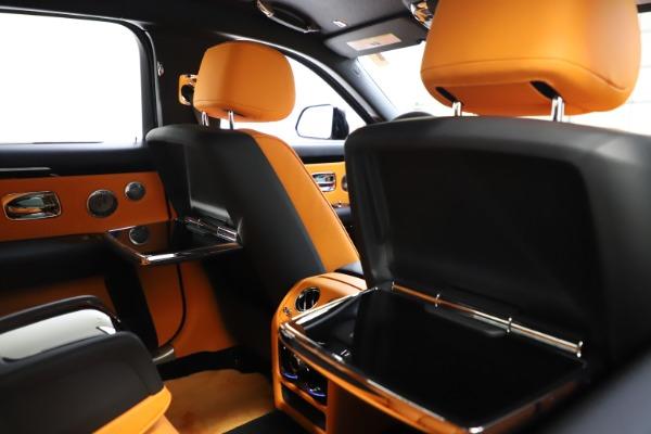 New 2021 Rolls-Royce Ghost for sale Sold at Maserati of Westport in Westport CT 06880 22