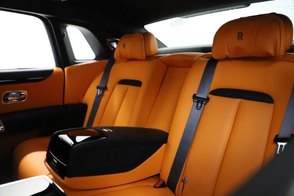 New 2021 Rolls-Royce Ghost for sale Sold at Maserati of Westport in Westport CT 06880 23