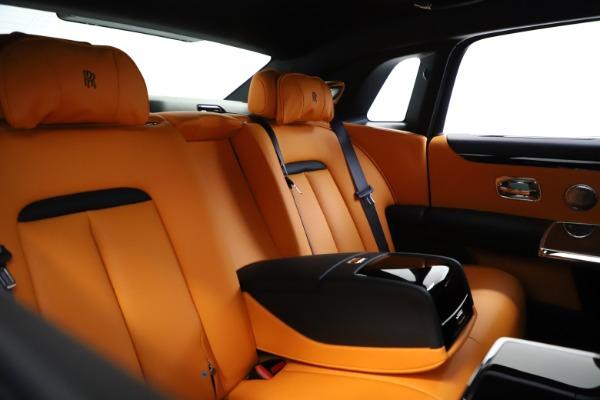 New 2021 Rolls-Royce Ghost for sale Sold at Maserati of Westport in Westport CT 06880 24