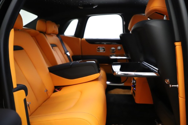 New 2021 Rolls-Royce Ghost for sale Sold at Maserati of Westport in Westport CT 06880 25