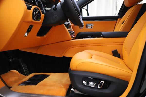 New 2021 Rolls-Royce Ghost for sale Sold at Maserati of Westport in Westport CT 06880 27