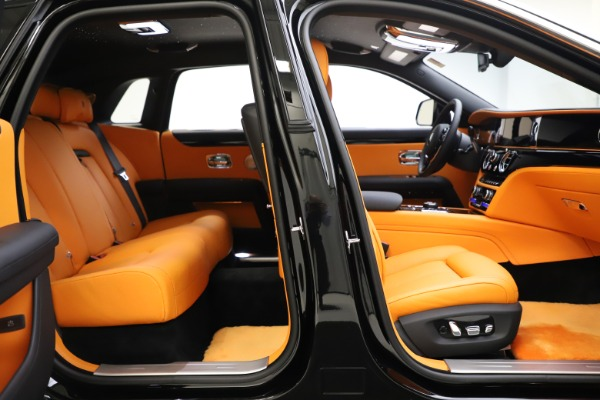 New 2021 Rolls-Royce Ghost for sale Sold at Maserati of Westport in Westport CT 06880 28