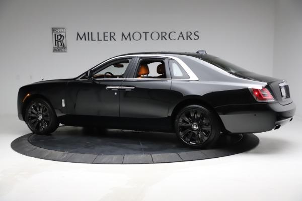 New 2021 Rolls-Royce Ghost for sale Sold at Maserati of Westport in Westport CT 06880 5