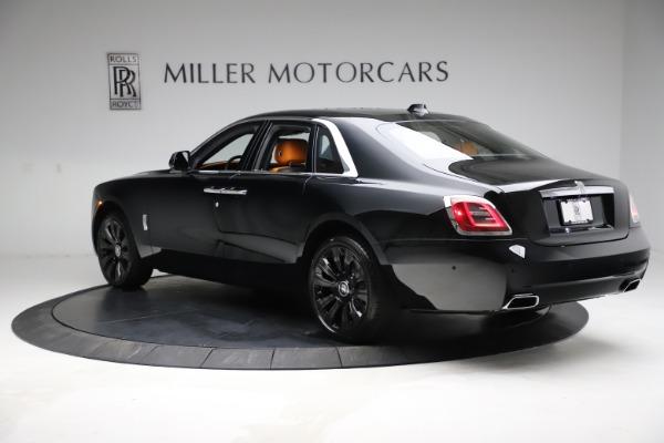 New 2021 Rolls-Royce Ghost for sale Sold at Maserati of Westport in Westport CT 06880 6