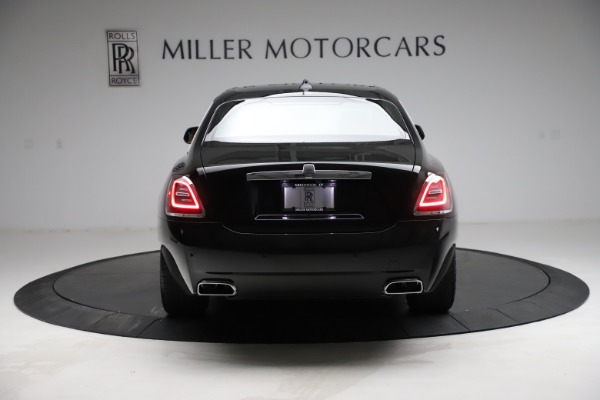 New 2021 Rolls-Royce Ghost for sale Sold at Maserati of Westport in Westport CT 06880 7