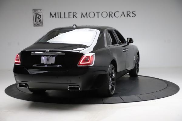 New 2021 Rolls-Royce Ghost for sale Sold at Maserati of Westport in Westport CT 06880 8