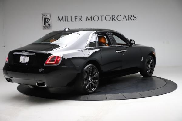 New 2021 Rolls-Royce Ghost for sale Sold at Maserati of Westport in Westport CT 06880 9