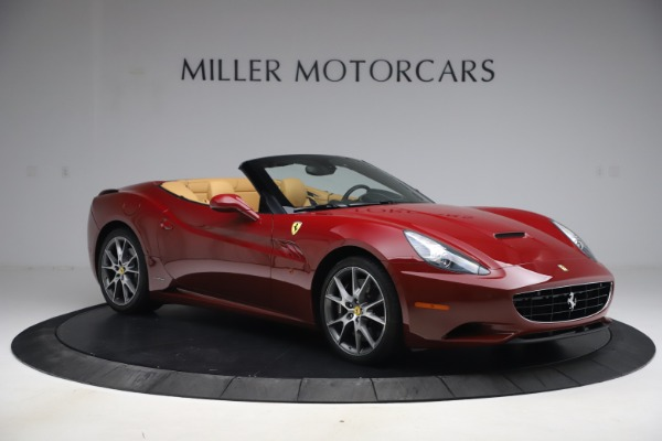 Used 2014 Ferrari California 30 for sale Sold at Maserati of Westport in Westport CT 06880 10