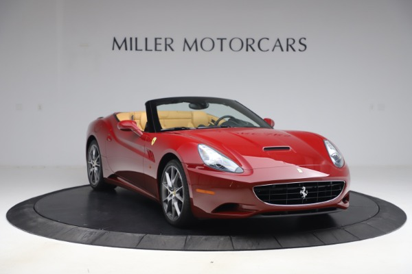 Used 2014 Ferrari California 30 for sale Sold at Maserati of Westport in Westport CT 06880 11