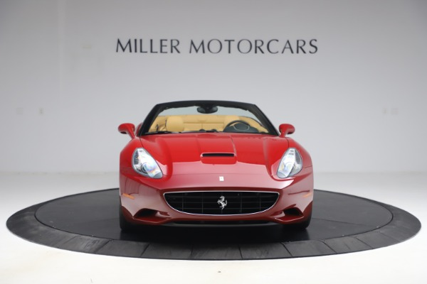 Used 2014 Ferrari California 30 for sale Sold at Maserati of Westport in Westport CT 06880 12