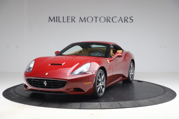 Used 2014 Ferrari California 30 for sale Sold at Maserati of Westport in Westport CT 06880 13