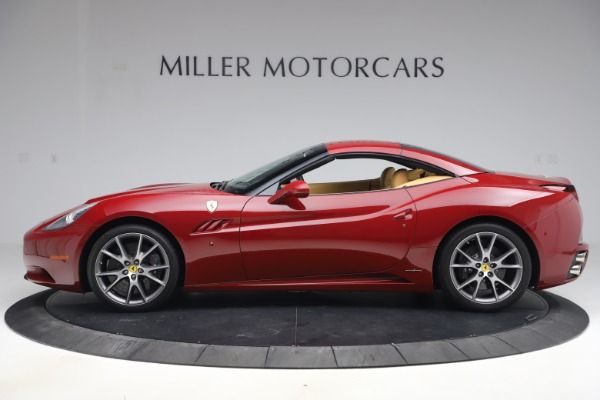 Used 2014 Ferrari California 30 for sale Sold at Maserati of Westport in Westport CT 06880 14