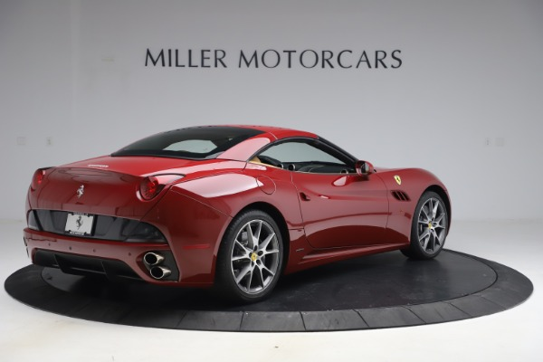 Used 2014 Ferrari California 30 for sale Sold at Maserati of Westport in Westport CT 06880 16
