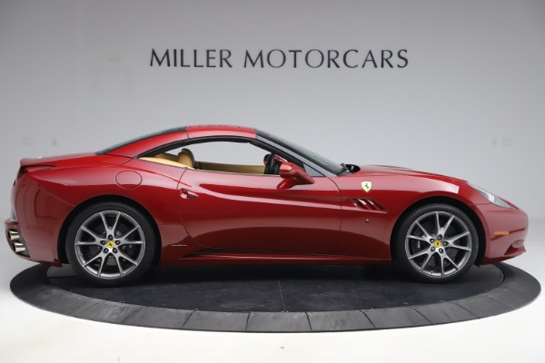 Used 2014 Ferrari California 30 for sale Sold at Maserati of Westport in Westport CT 06880 17