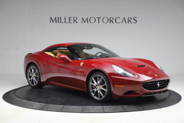 Used 2014 Ferrari California 30 for sale Sold at Maserati of Westport in Westport CT 06880 18