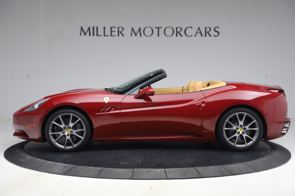 Used 2014 Ferrari California 30 for sale Sold at Maserati of Westport in Westport CT 06880 3
