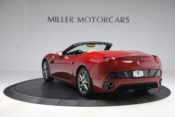 Used 2014 Ferrari California 30 for sale Sold at Maserati of Westport in Westport CT 06880 5