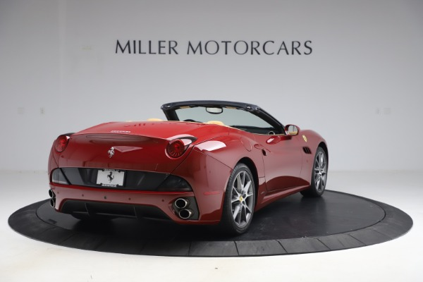 Used 2014 Ferrari California 30 for sale Sold at Maserati of Westport in Westport CT 06880 7