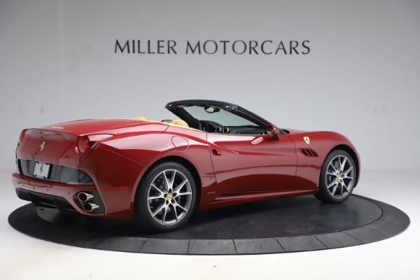 Used 2014 Ferrari California 30 for sale Sold at Maserati of Westport in Westport CT 06880 8