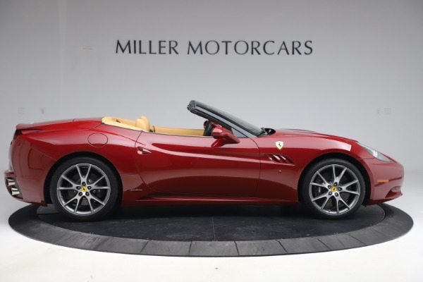Used 2014 Ferrari California 30 for sale Sold at Maserati of Westport in Westport CT 06880 9