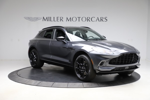 New 2021 Aston Martin DBX for sale $201,586 at Maserati of Westport in Westport CT 06880 10