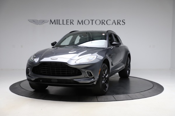 New 2021 Aston Martin DBX for sale $201,586 at Maserati of Westport in Westport CT 06880 12