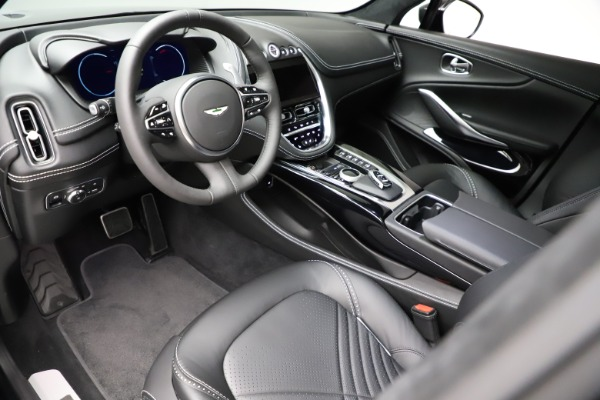 New 2021 Aston Martin DBX for sale $201,586 at Maserati of Westport in Westport CT 06880 13