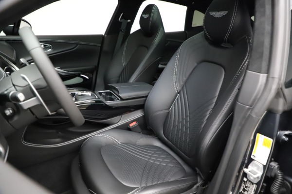 New 2021 Aston Martin DBX for sale $201,586 at Maserati of Westport in Westport CT 06880 15