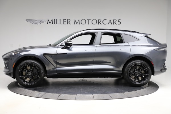New 2021 Aston Martin DBX for sale $201,586 at Maserati of Westport in Westport CT 06880 2