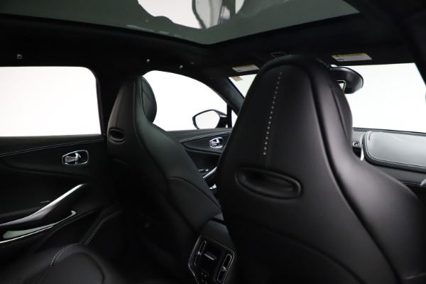 New 2021 Aston Martin DBX for sale $201,586 at Maserati of Westport in Westport CT 06880 23