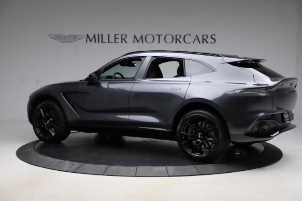 New 2021 Aston Martin DBX for sale $201,586 at Maserati of Westport in Westport CT 06880 3