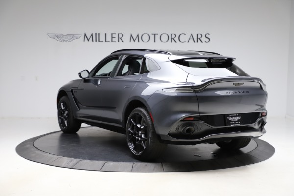 New 2021 Aston Martin DBX for sale $201,586 at Maserati of Westport in Westport CT 06880 4