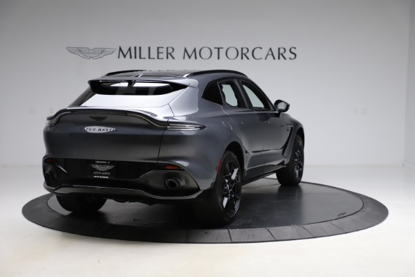 New 2021 Aston Martin DBX for sale $201,586 at Maserati of Westport in Westport CT 06880 6